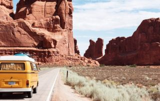 towing service advice, campervan travelling